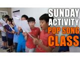 [CIJ ENGLISH CAMP] Weekend Activity Pop Song